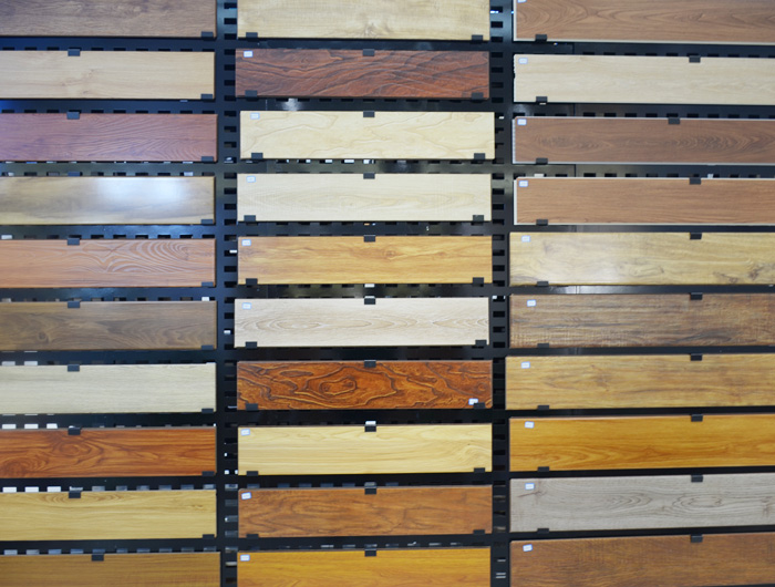 轻钢别墅木地板辅材