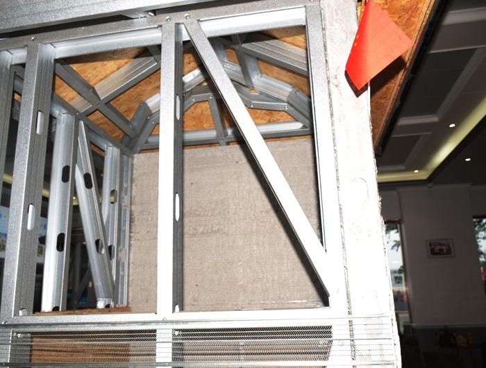 轻钢结构房屋辅材