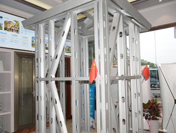 别墅轻钢结构材料