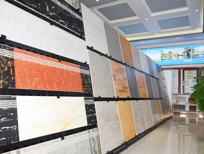 轻钢别墅瓷砖装修辅材