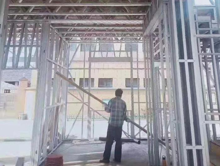 东晟康达轻钢结构别墅