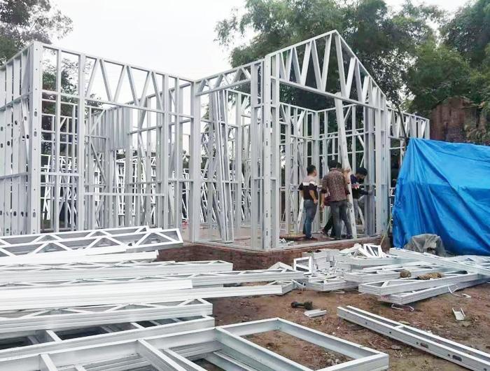 东晟康达轻钢结构房屋